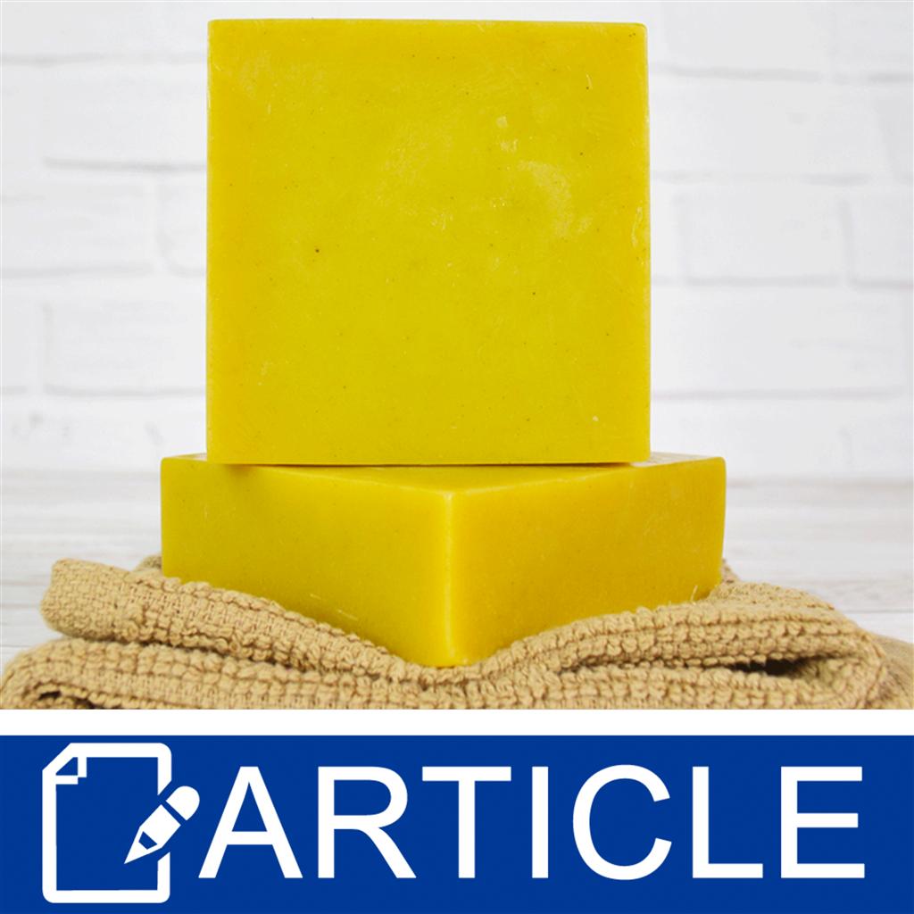 How Do You Color Soap Naturally