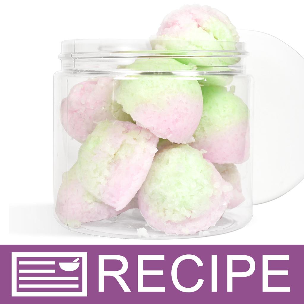 986d50e9154 Melon Salt Scrub Scoop Kit - Wholesale Supplies Plus