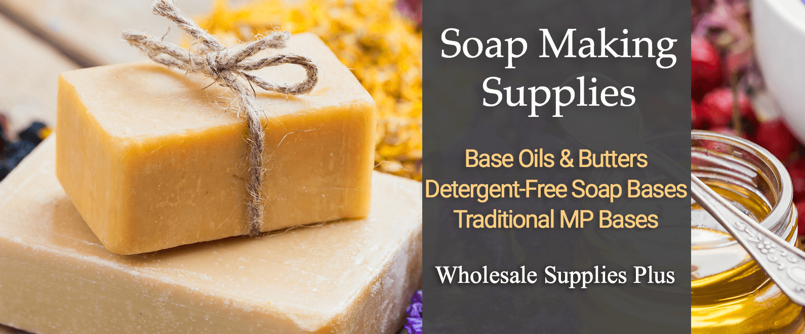 Soap Making Supplies - Wholesale