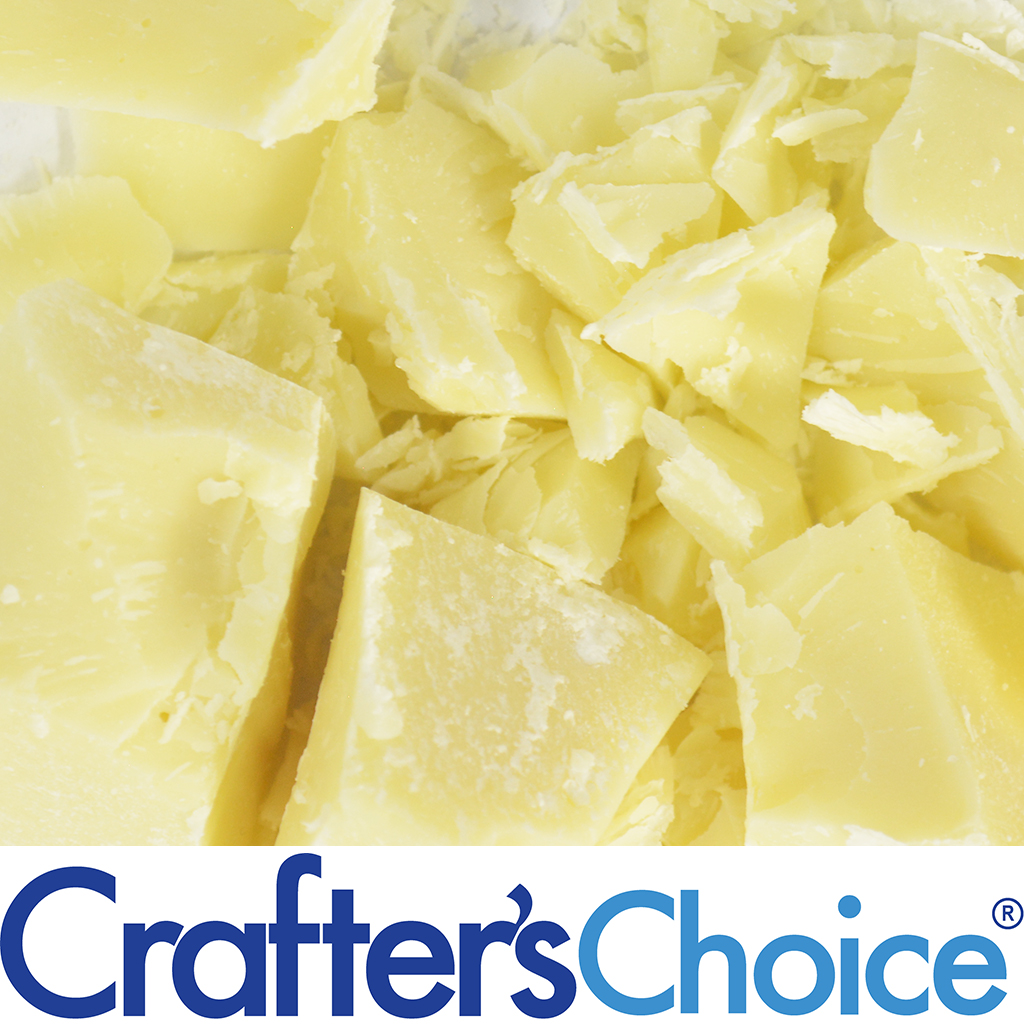 Crafters Choice™ Cocoa Butter - Chocolate Odor & Natural Color