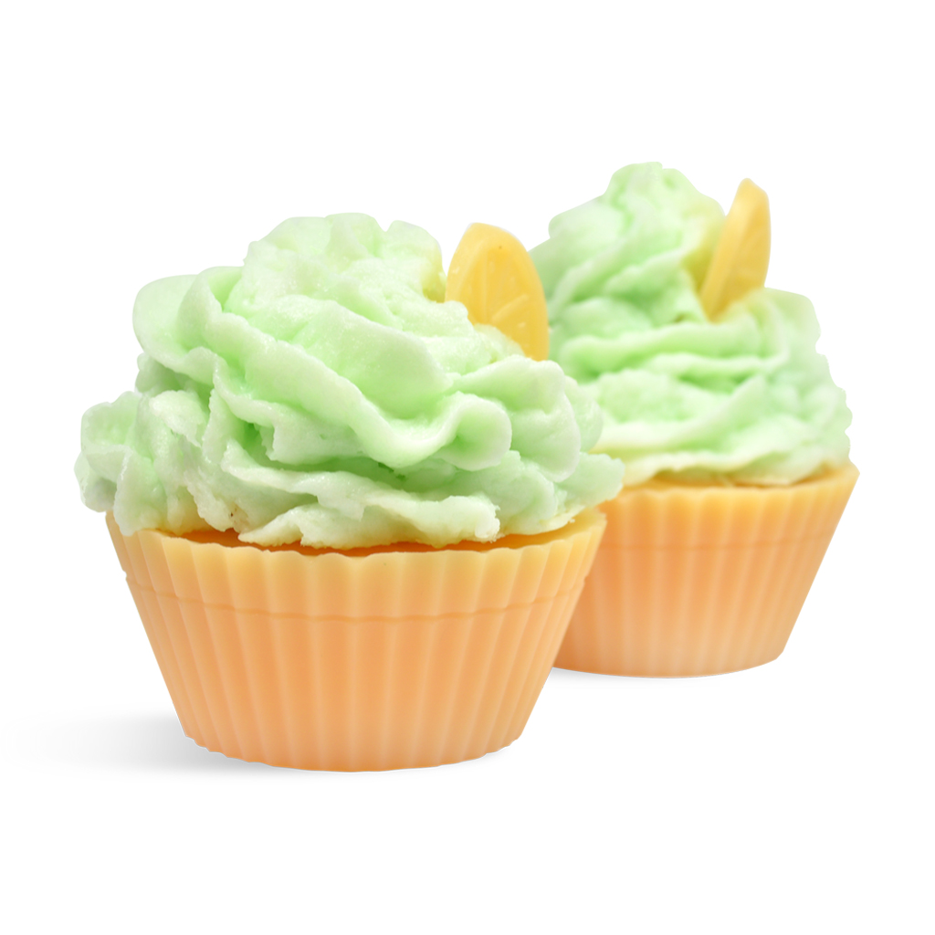 Melon Cupcakes Soap Making Kit - Handmade Studio