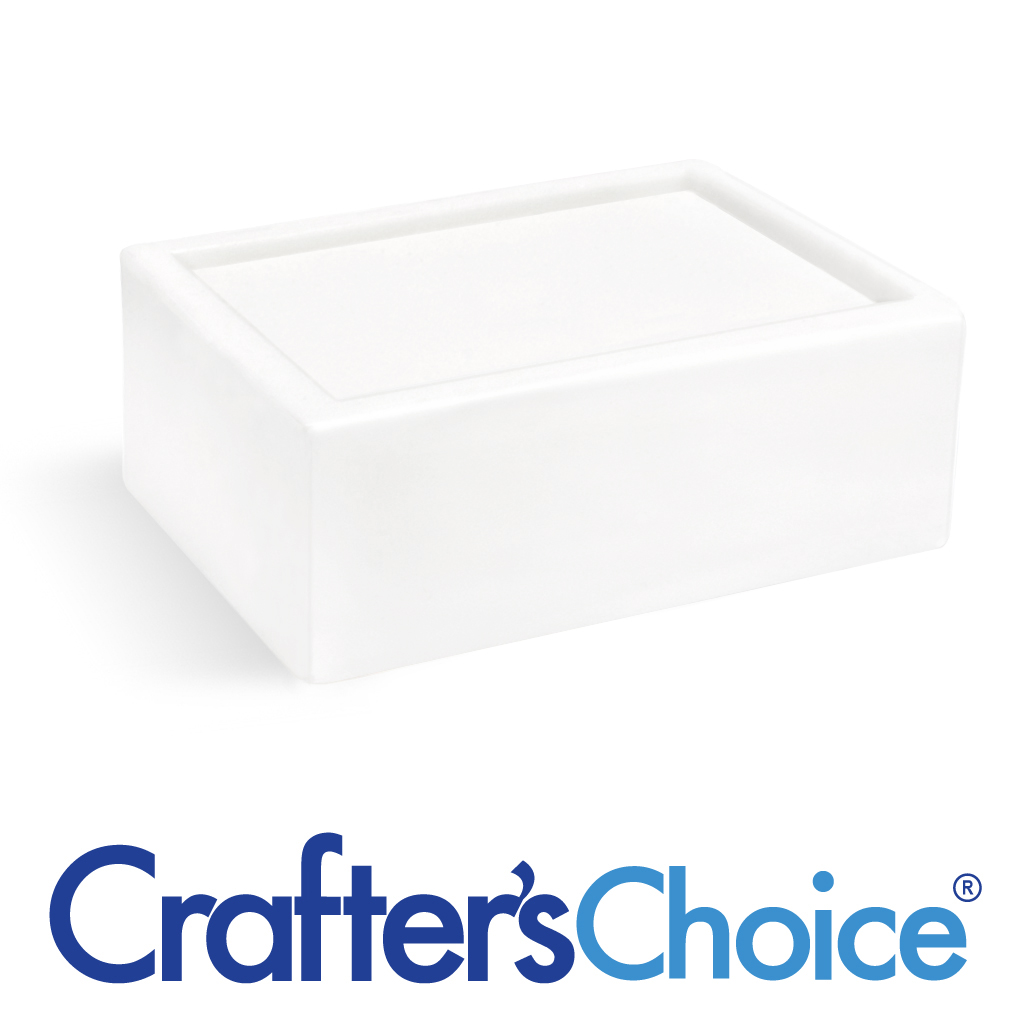 Crafters Choice™ Premium Ultra White MP Soap Base - 24 lb Block