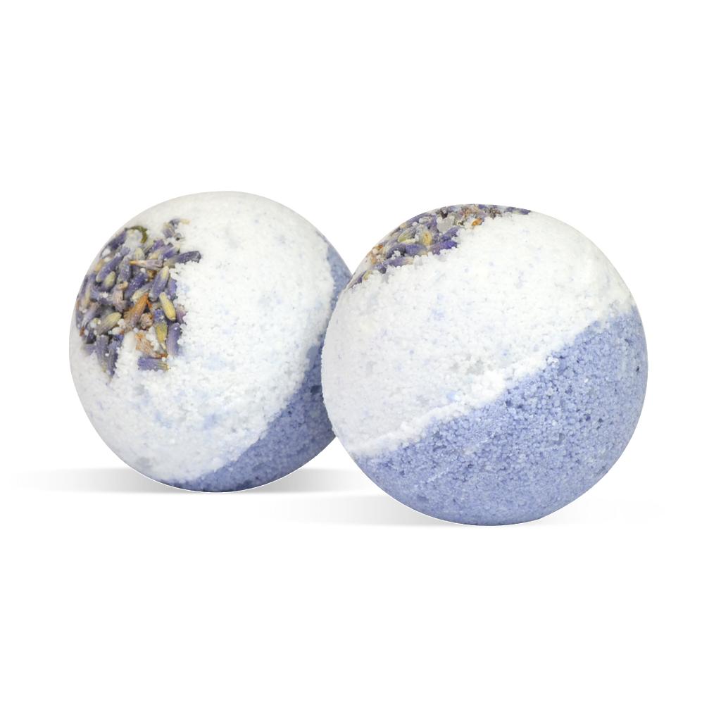 luxury lavender foot bath bomb kit wholesale supplies plus. Black Bedroom Furniture Sets. Home Design Ideas
