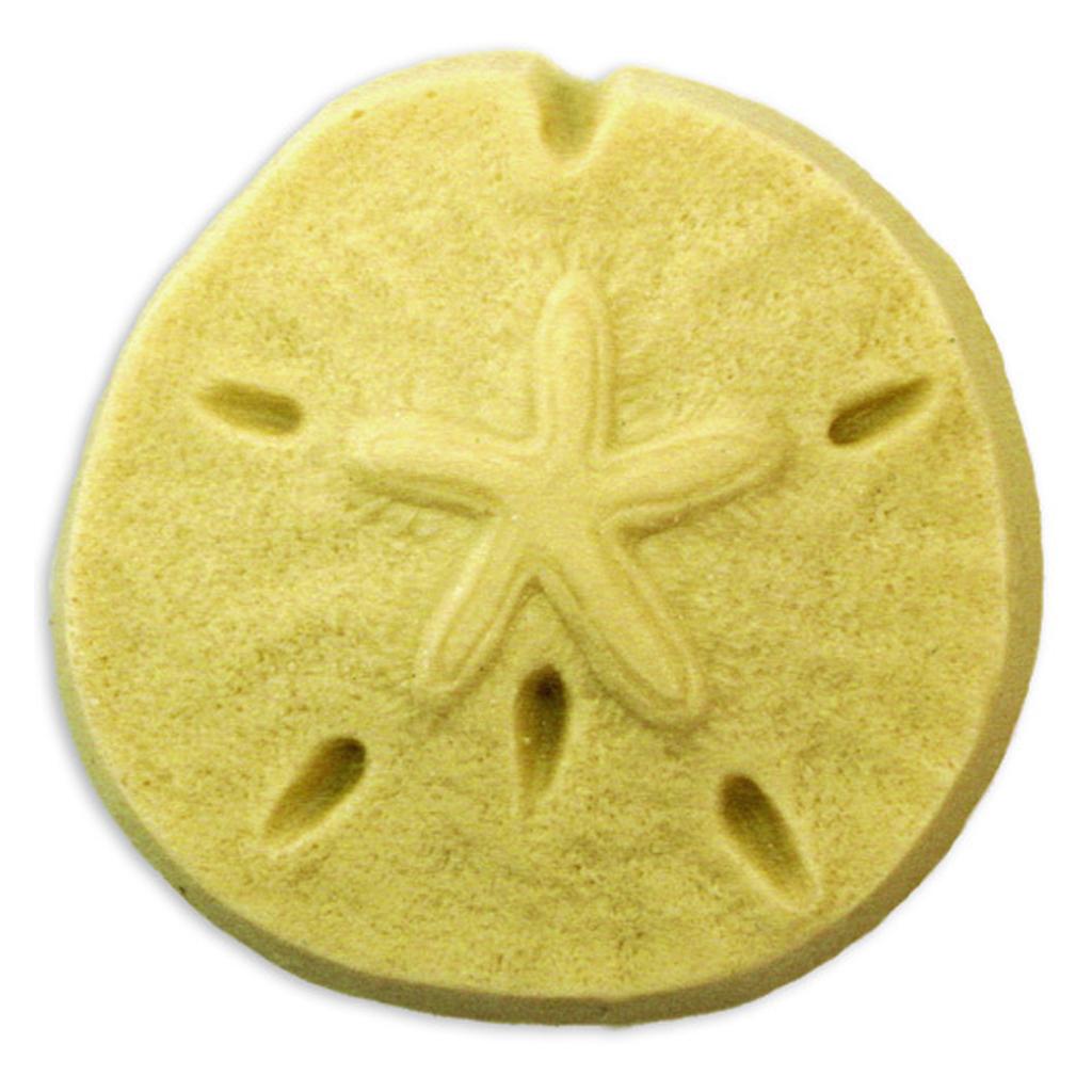 Milky Way™ Sand Dollar Soap Mold (MW 166)