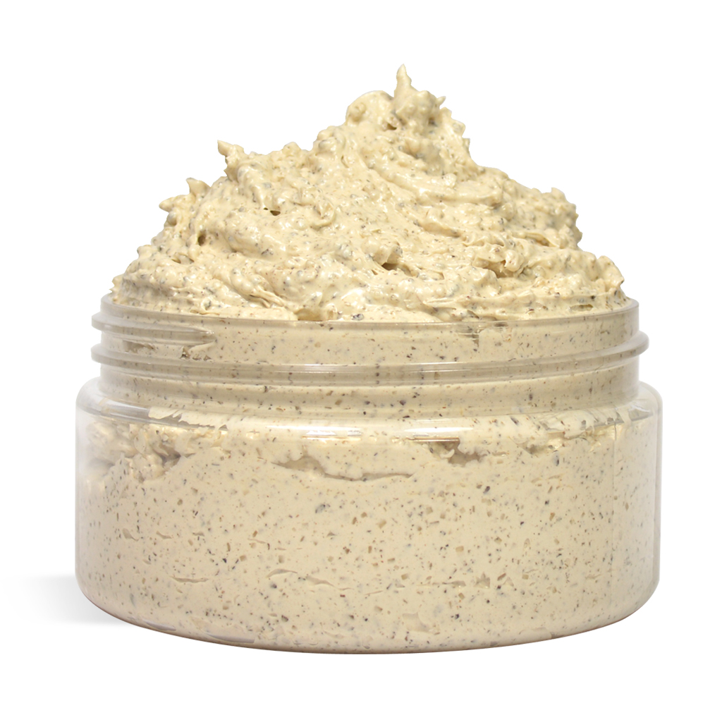 Coffee And Brown Sugar Body Scrub Kit Wholesale Supplies