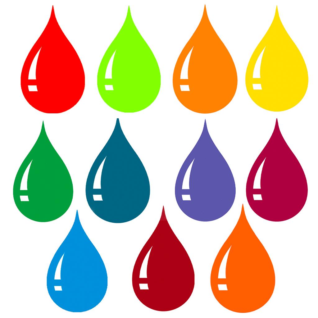 Stained Glass Liquid Color Sample Set - Wholesale Supplies Plus