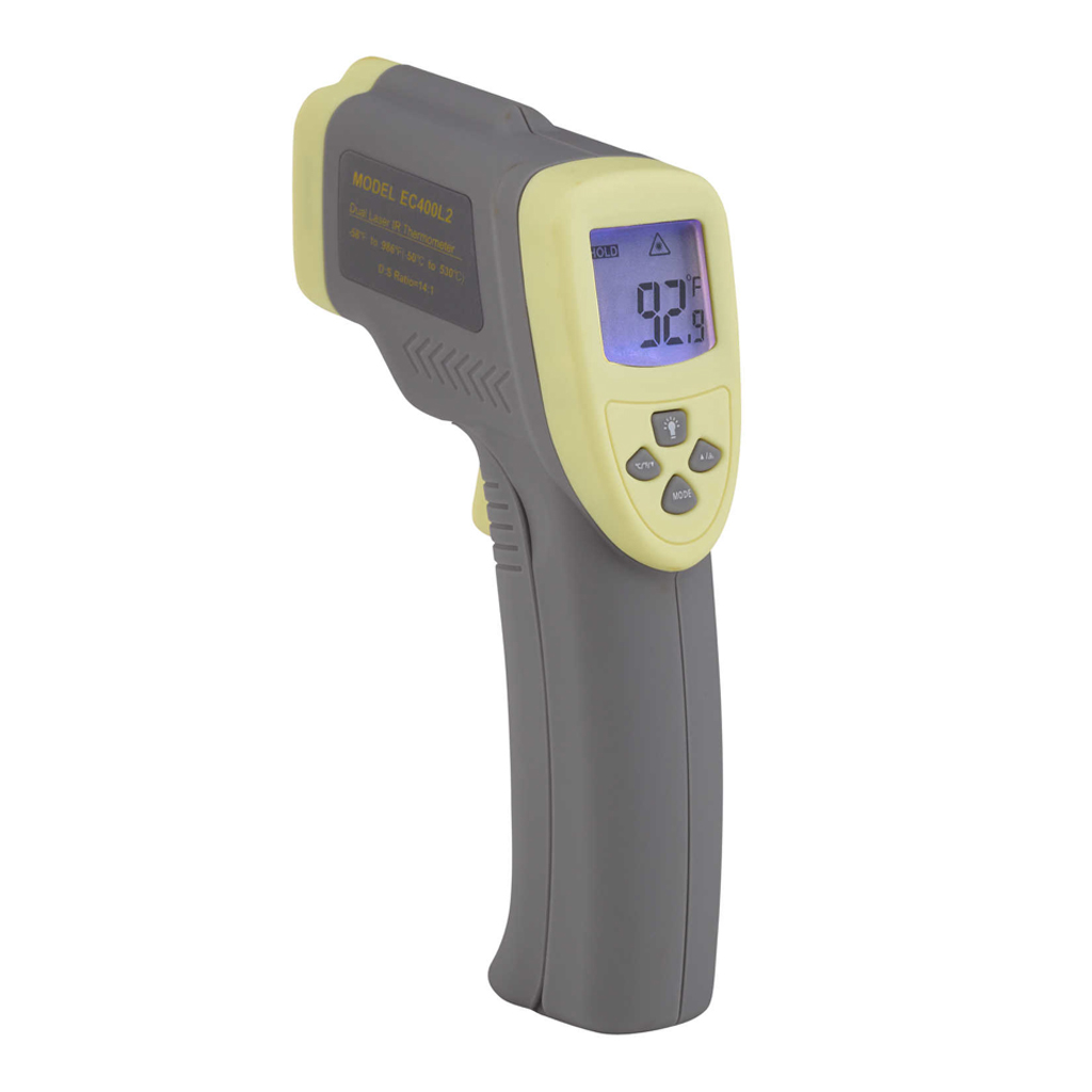 Thermometer - Infrared, Dual Laser