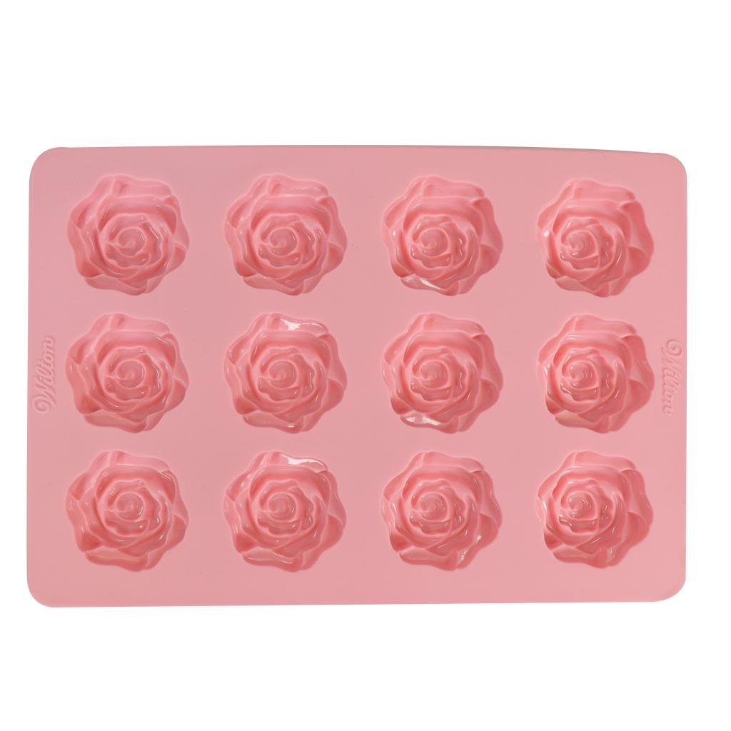 Wilton™ Rose Small Silicone Mold
