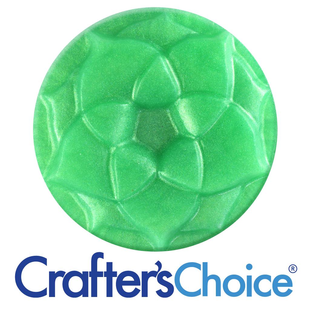 Crafters Choice™ Sliced Green Kiwi Mica Powder