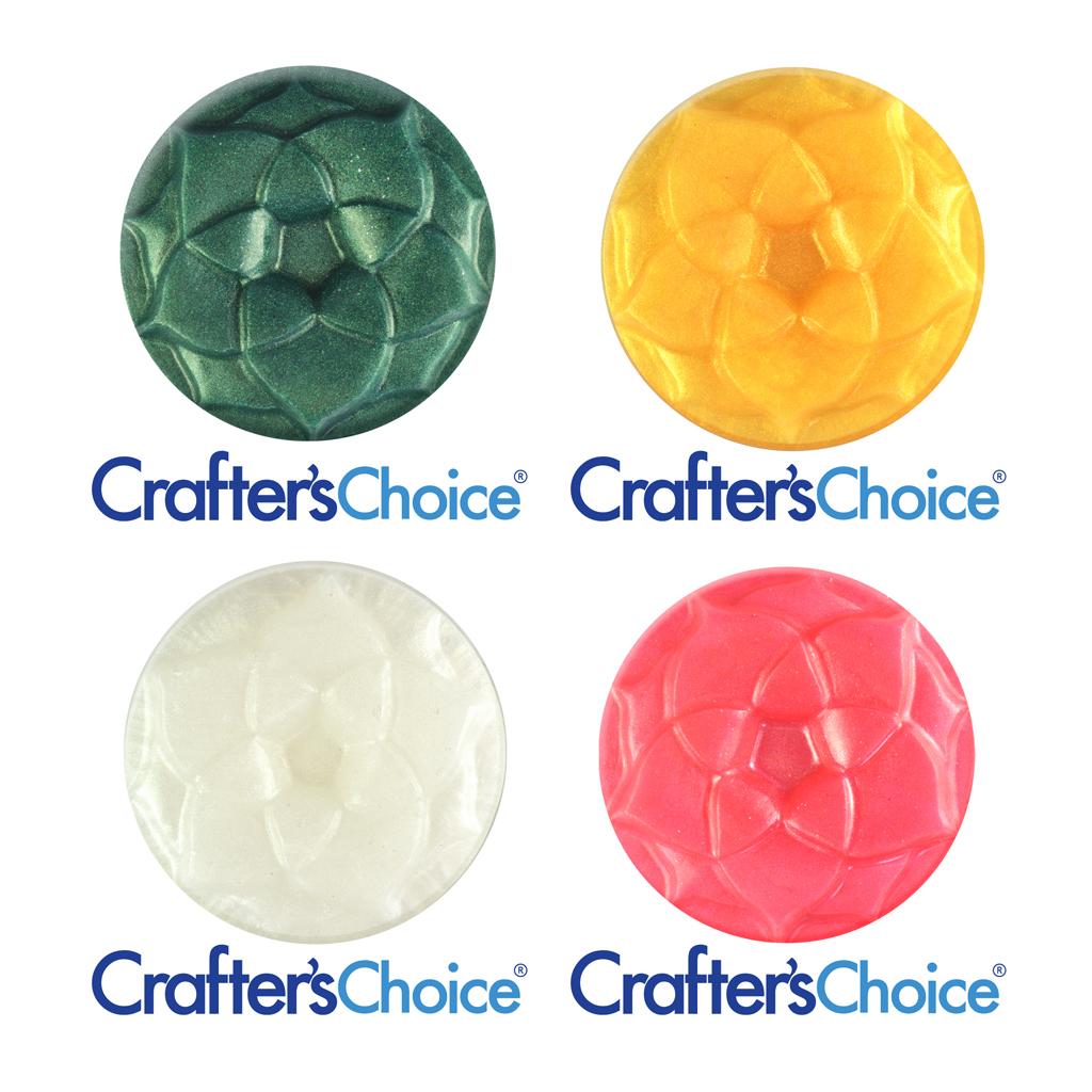 Crafter's Choice™ Christmas Mica Powder Sample Set