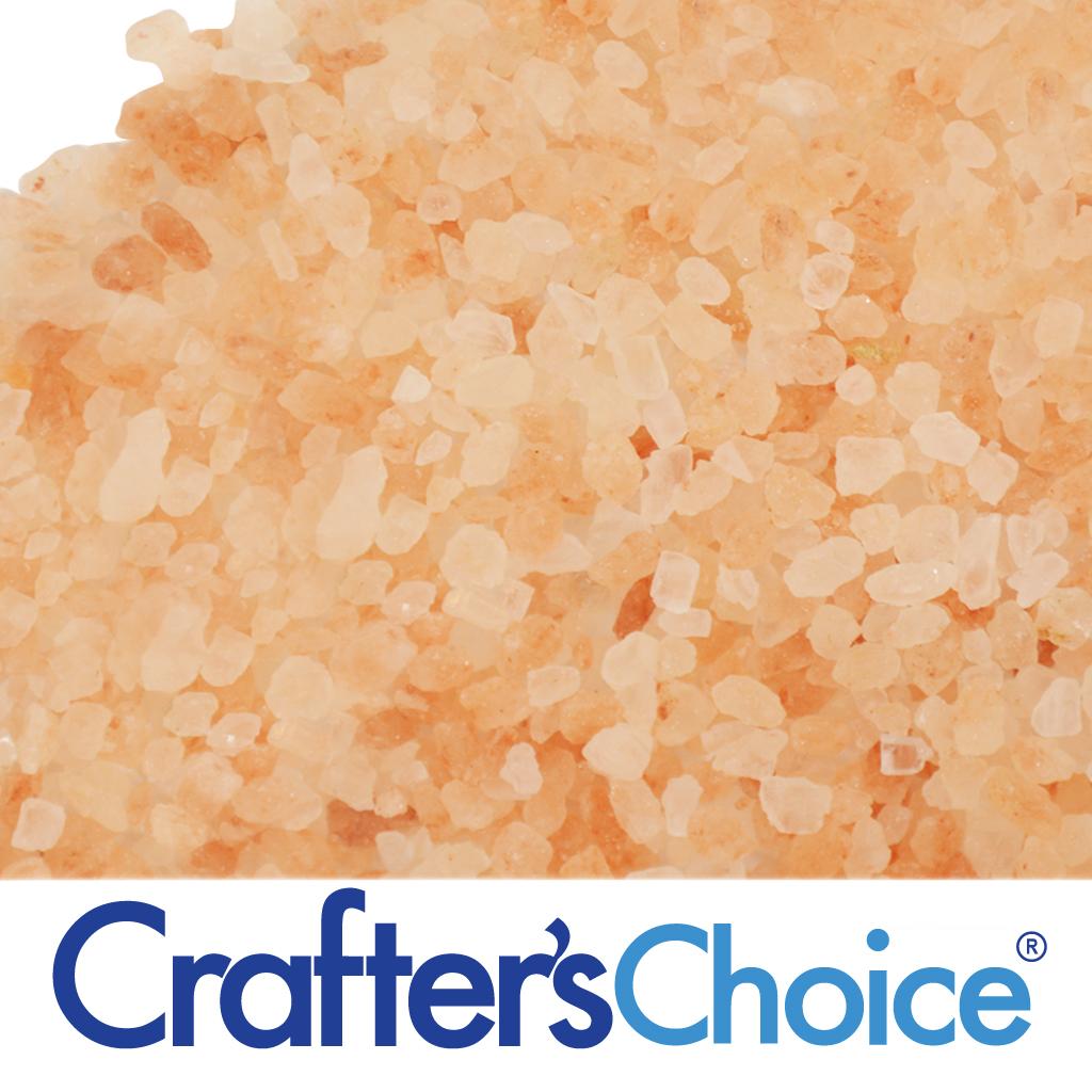 Crafter's Choice™ Pink Sea Salt - Medium