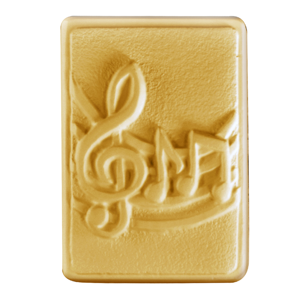 Milky Way™ Musical Notes Soap Mold (MW 459)