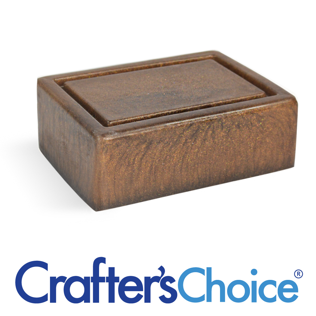 Crafters Choice™ Sparkle Brown Melt and Pour Soap Base - 2 lb Tray ...