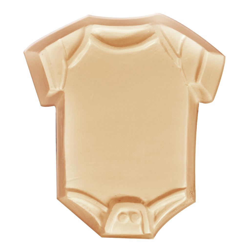 Milky way baby onesie t shirt soap mold mw 464 milky for Baby onesie t shirt