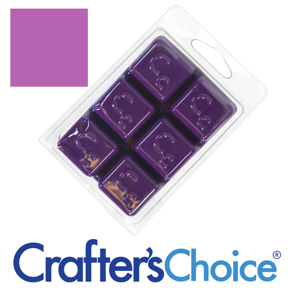 Crafter's Choice™ Matte Pink Soap Color Blocks