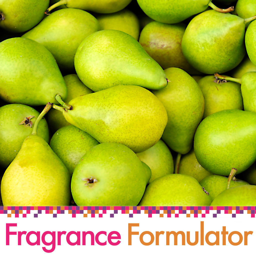 Fragrance Formulator™ Pear Fragrance Oil - FF# 27 - Wholesale Supplies Plus