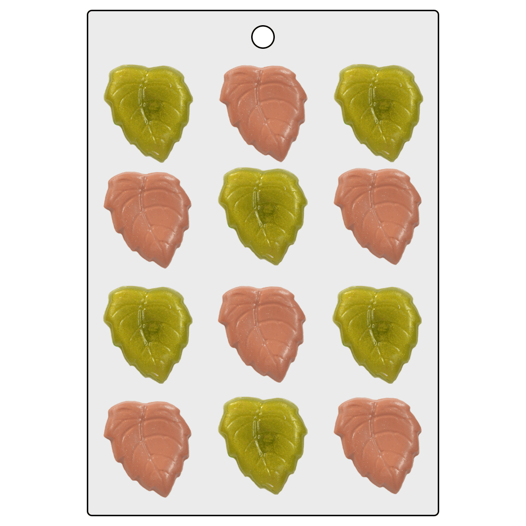 Life Of The Party™ Fall Leaves Mini Mold (LOP 11)