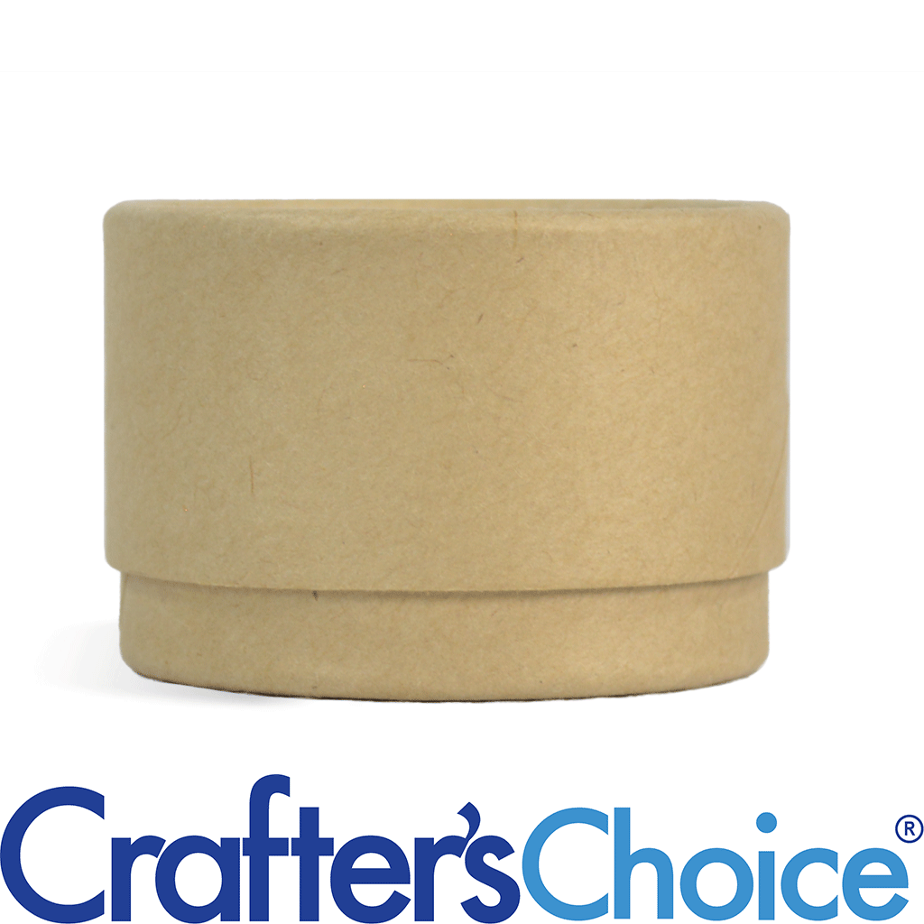 Crafters Choice™ 0 5 oz Paperboard Jar & Fitted Cap Set - Wholesale  Supplies Plus