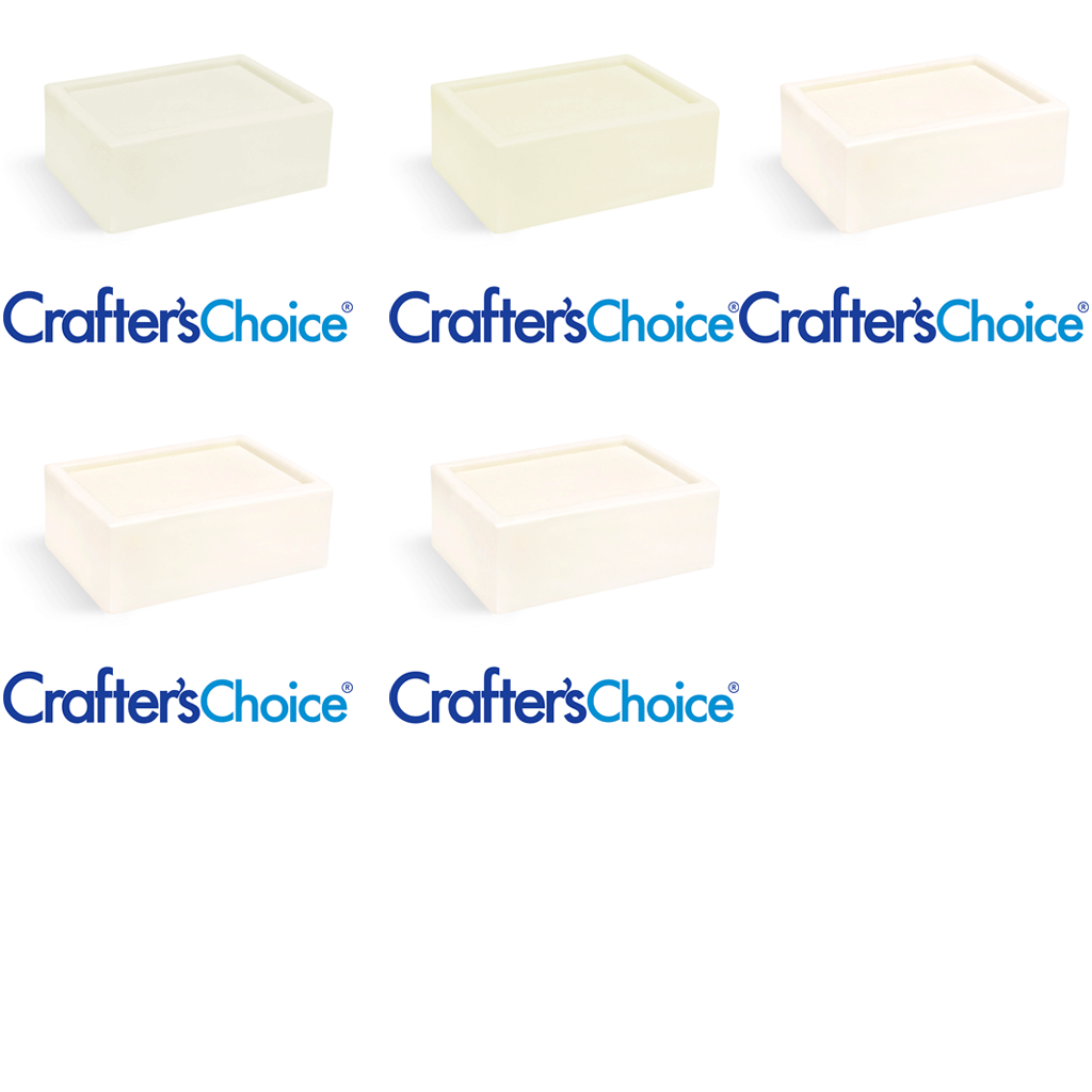 Crafters Choice™ Milk MP Soap Base Sample Kit