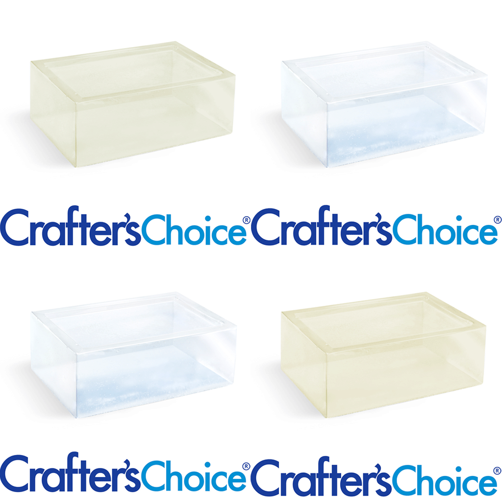 Crafters Choice™ Clear MP Soap Base Sample Kit