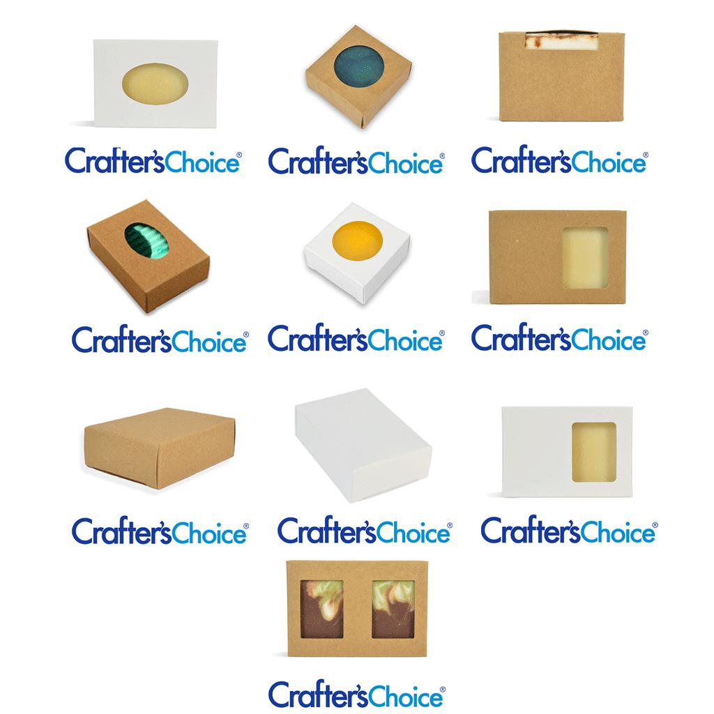 Crafter's Choice™ Soap Box Sample Set