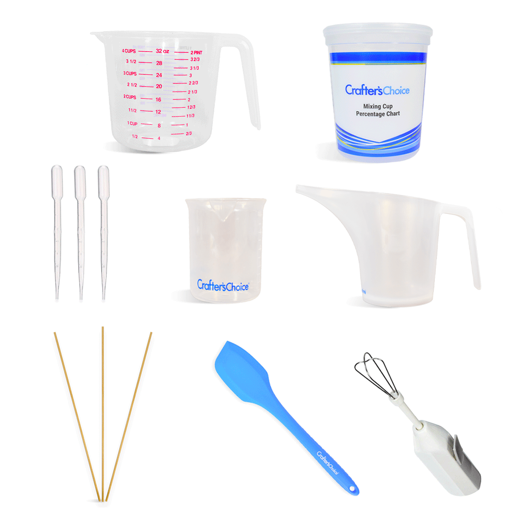 Crafter's Choice™ Measuring & Mixing Equipment Set