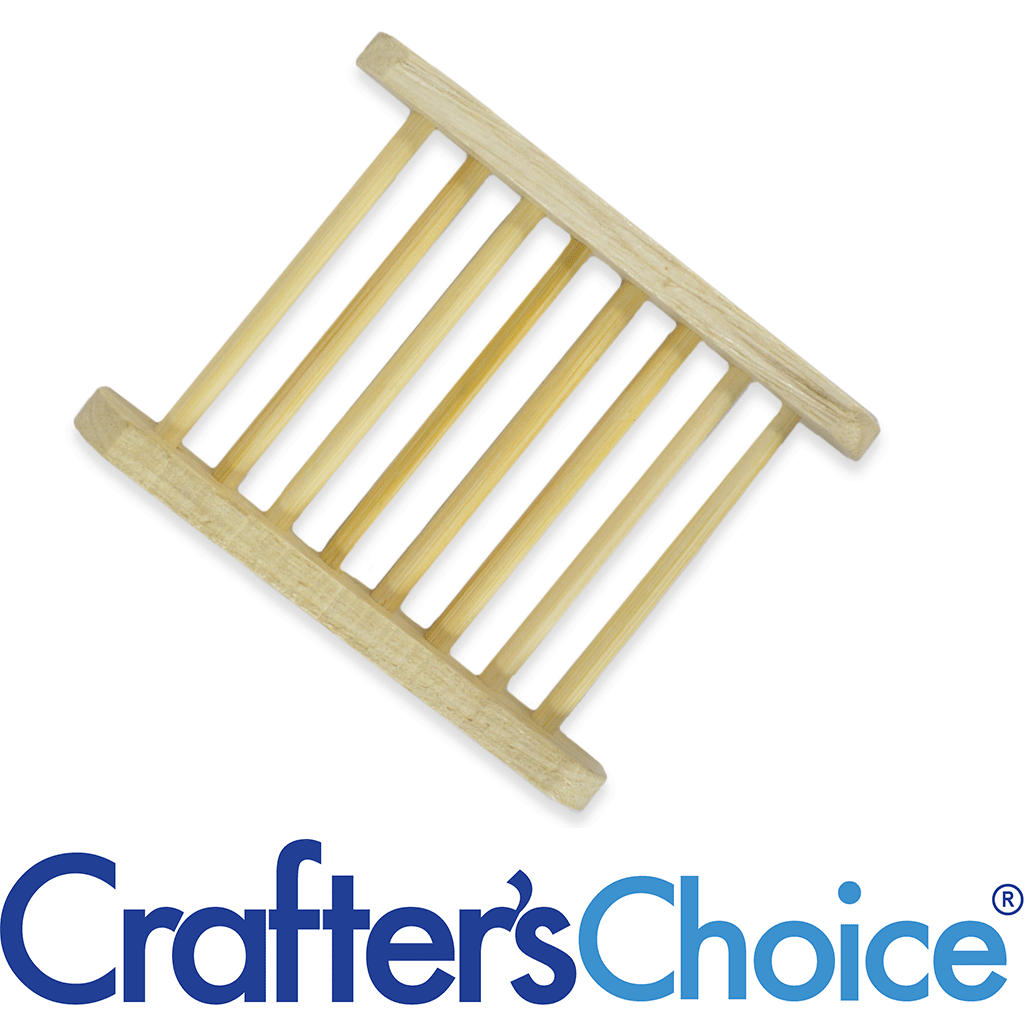 Crafter's Choice™ Soap Dish - Ladder Style (Medium, Rectangle)