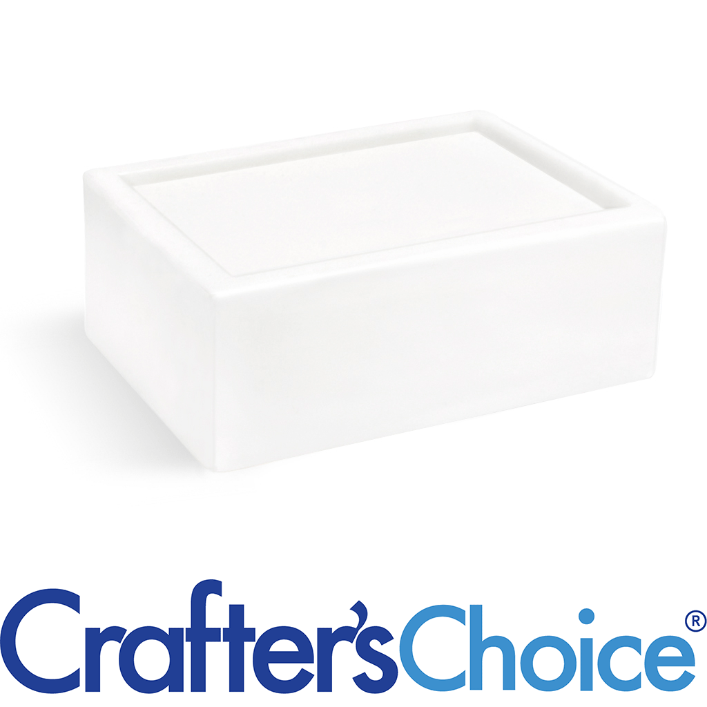 Crafters Choice™ Premium Tussah Silk MP Soap Base - 2 lb Tray