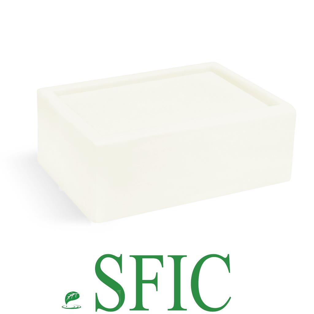SFIC White LCP Soap Base - 1 lb Block