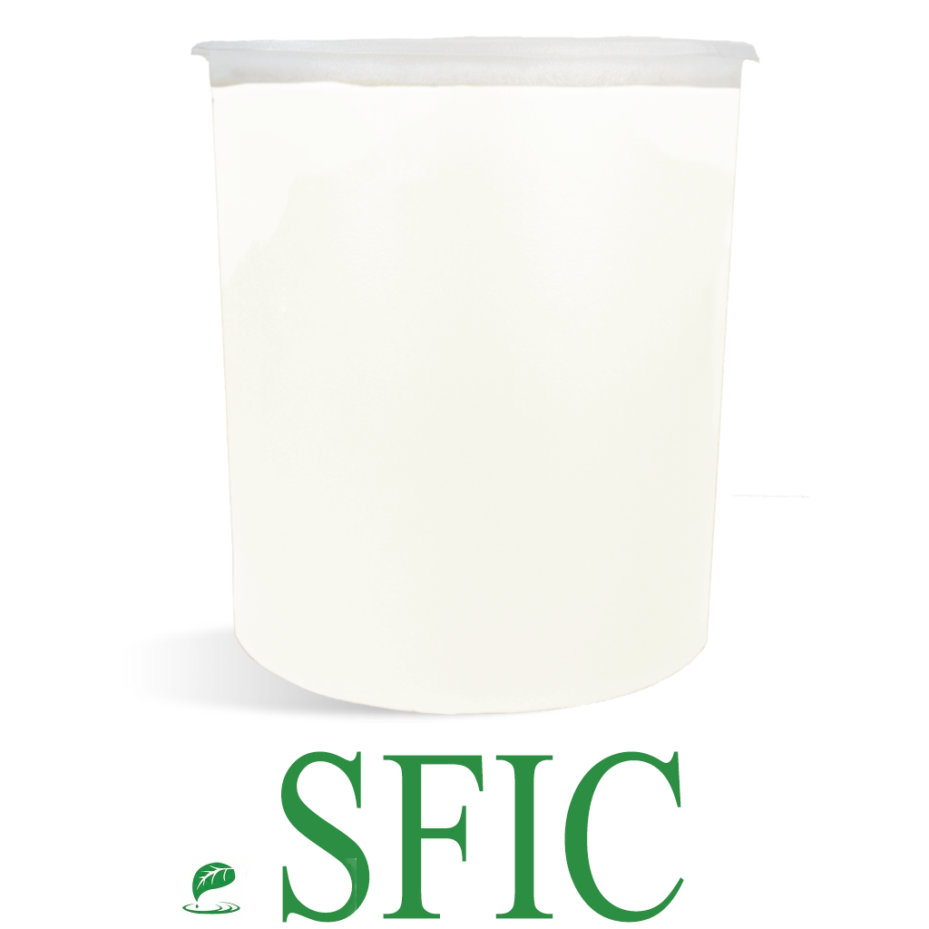SFIC White Original Soap Base Tub