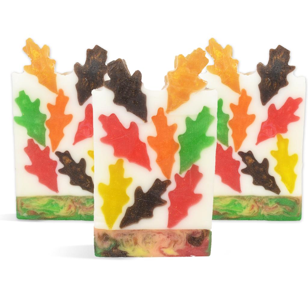 Autumn Leaves MP Soap Loaf Kit