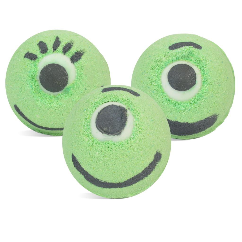 Green Monster Bath Bomb & Soap Kit