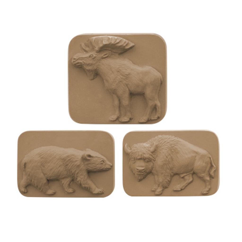 Milky Way™ Animals Soap Mold (MW 214)