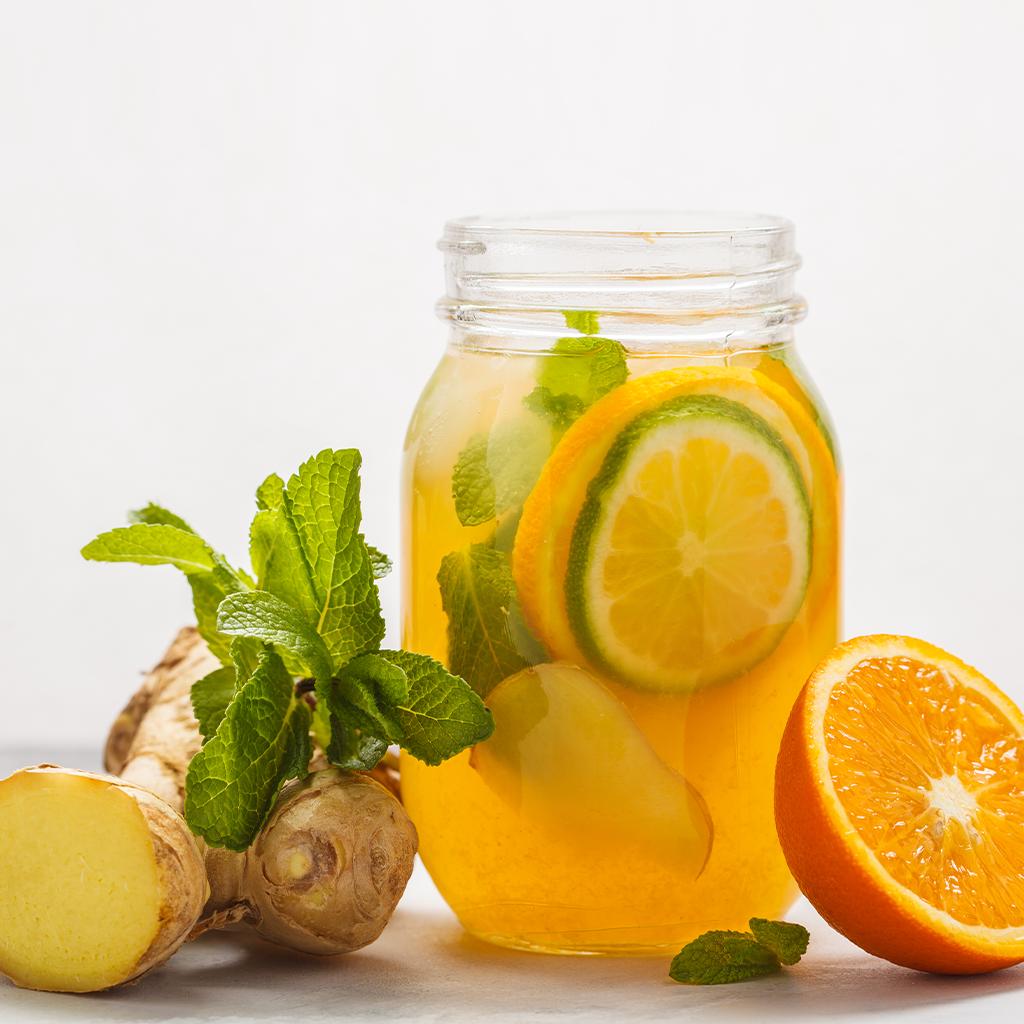 Yuzu Ginger Lemon Fragrance Oil 1262