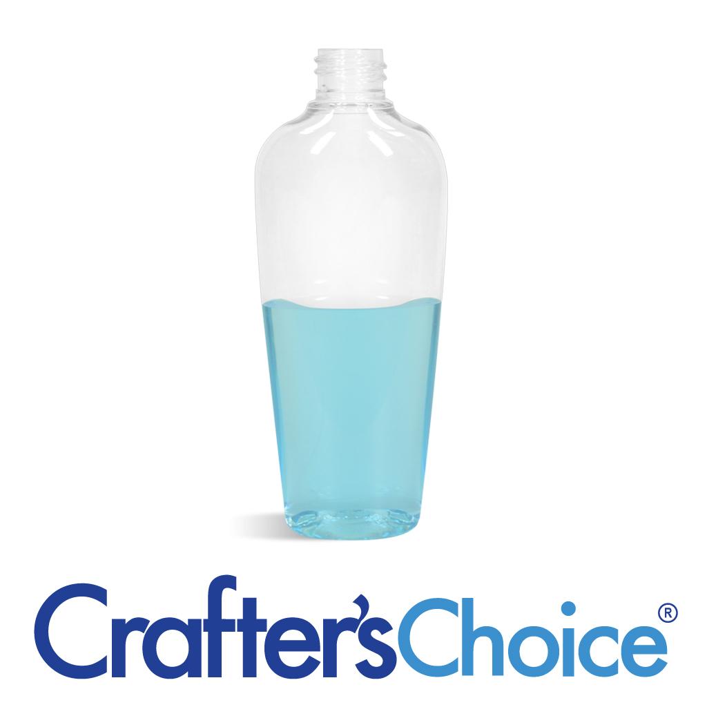 08 Oz Clear Naples Plastic Bottle 24 410 Wholesale
