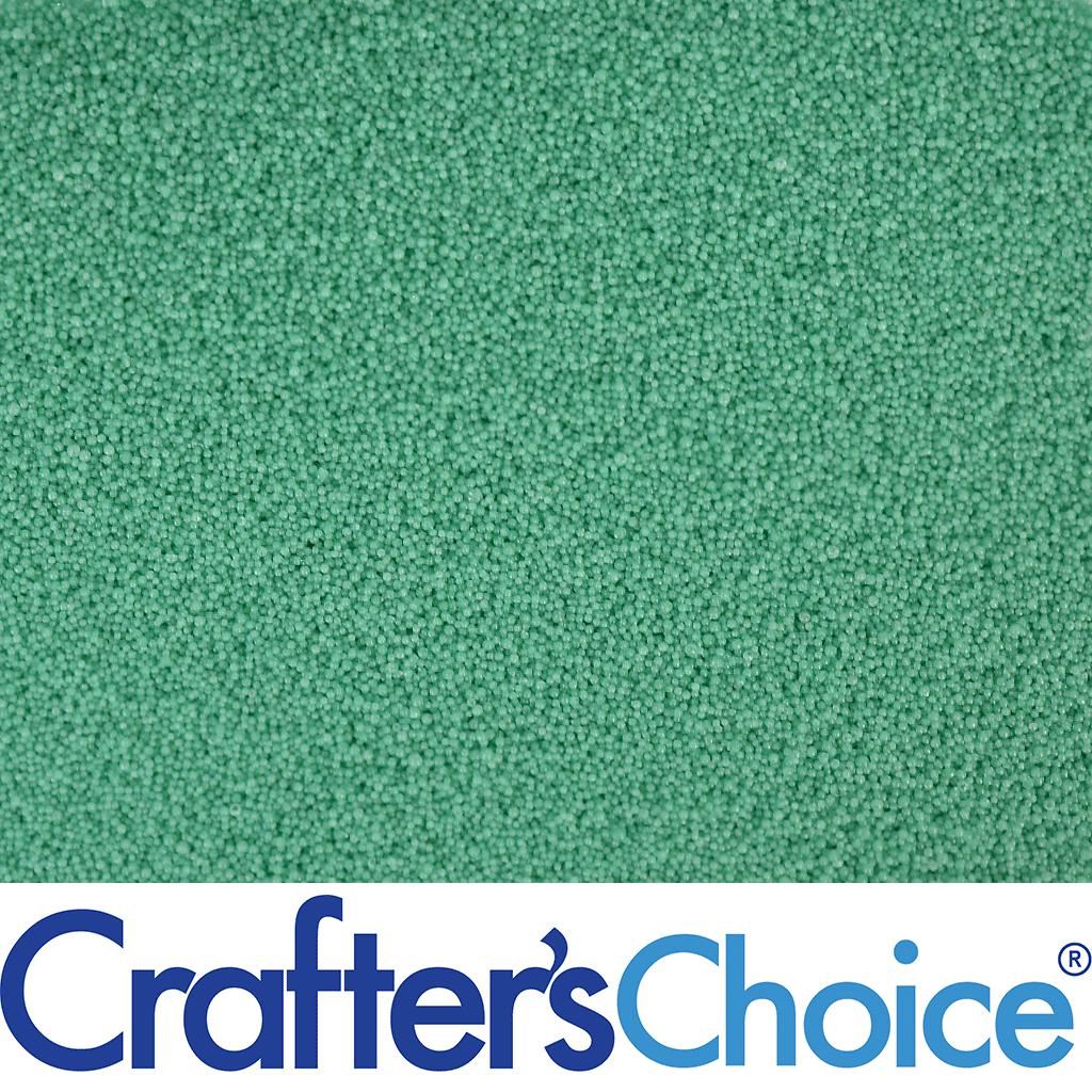 Crafter's Choice™ Jojoba Beads - Lagoon Green