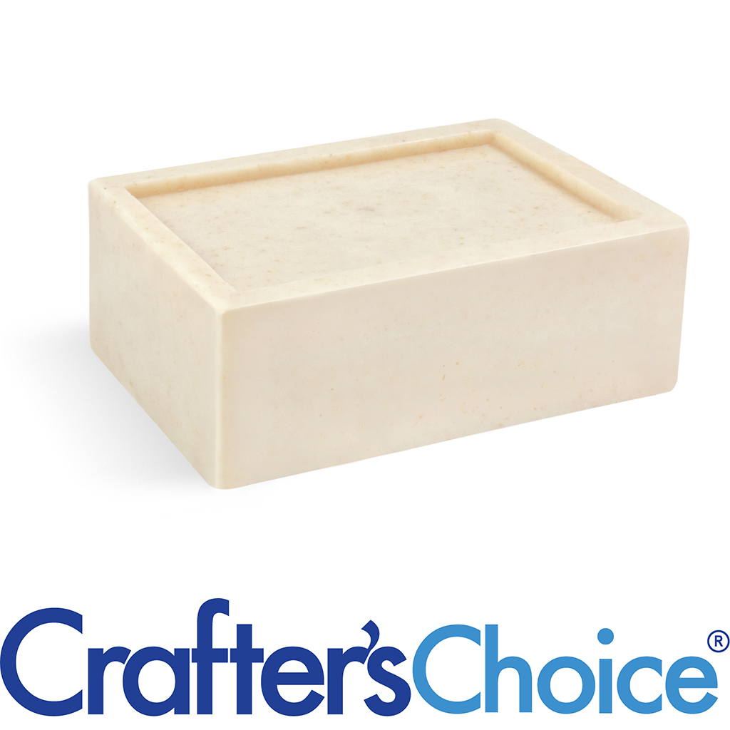 Crafters Choice™ Premium Oatmeal MP Soap Base - 2 lb Tray - Wholesale  Supplies Plus