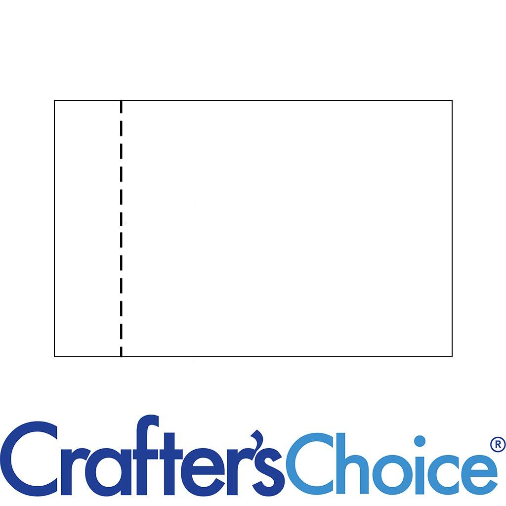 Crafter's Choice™ Shrink Wrap Bands -  95 x 55