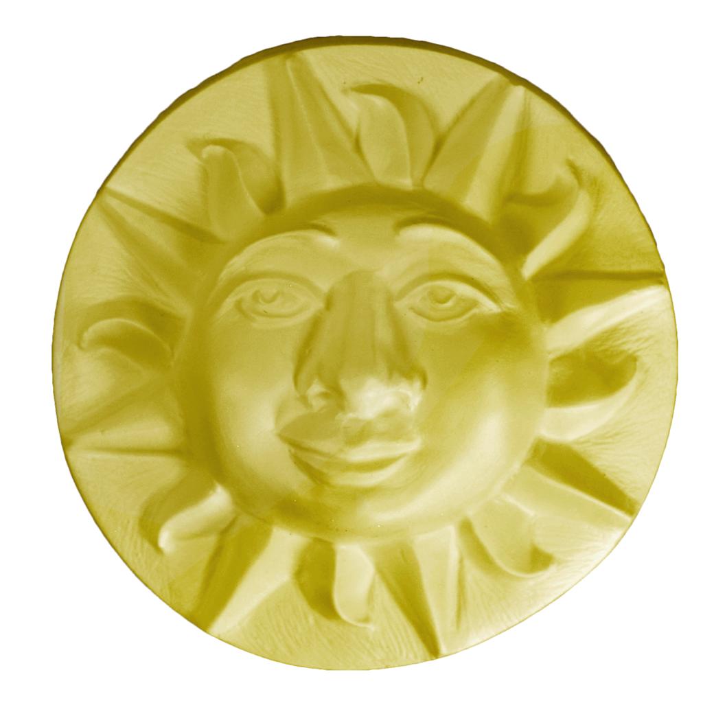 Milky Way™ Sun Face Soap Mold (MW 235)