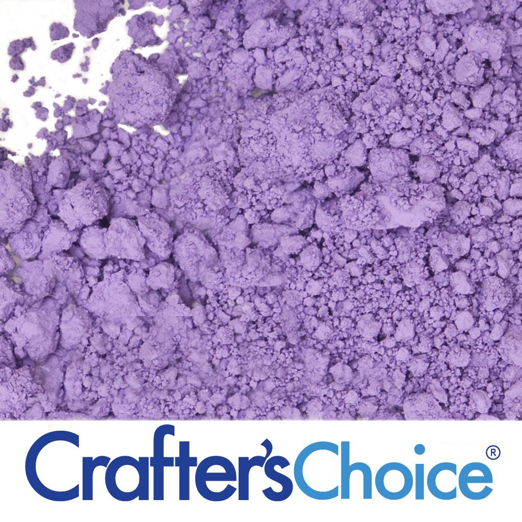 Crafters Choice Matte Lavender Ultramarine Powder
