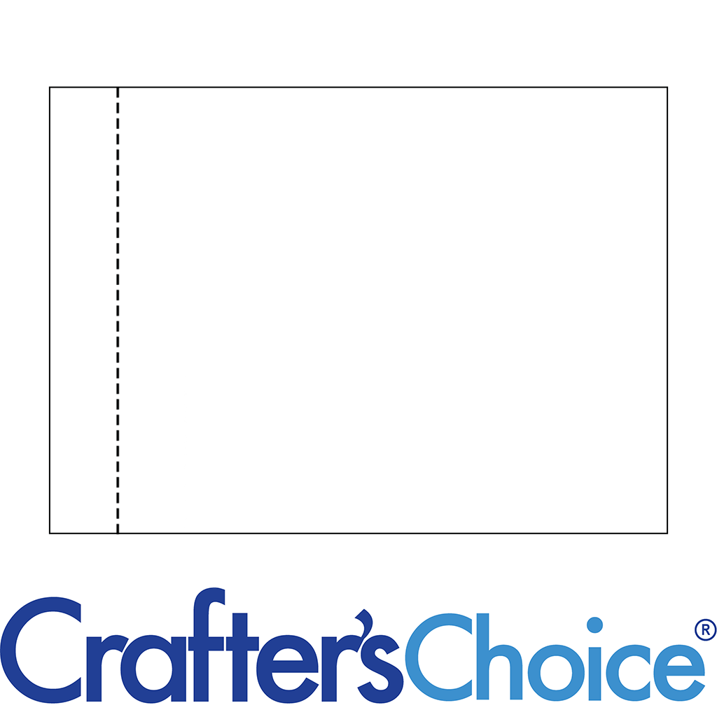 Crafters Choice™ Shrink Wrap Bands -  65 x 55