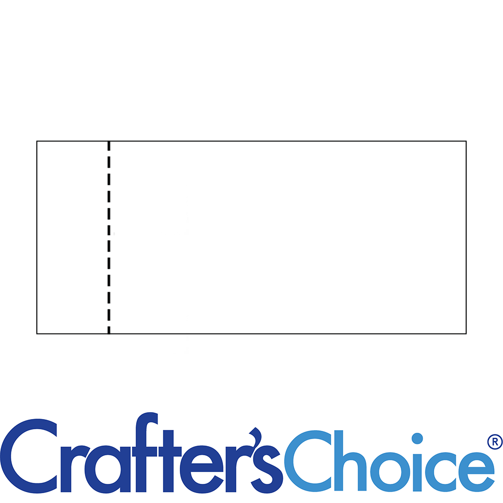 Crafter's Choice™ Shrink Wrap Bands - 120 x 55