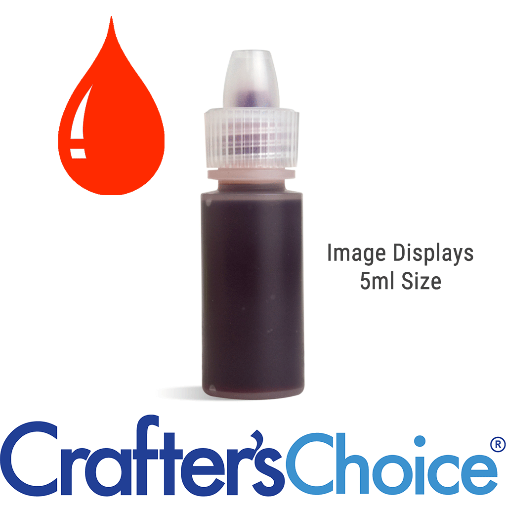 Crafters Choice™ Stained Glass Apple Red Liquid Color - Wholesale Supplies  Plus