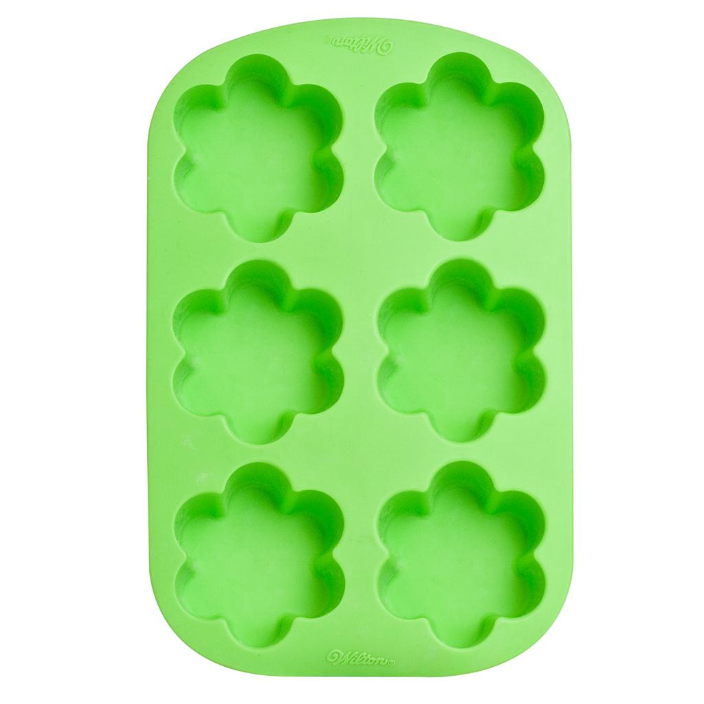 Silicone mold pan