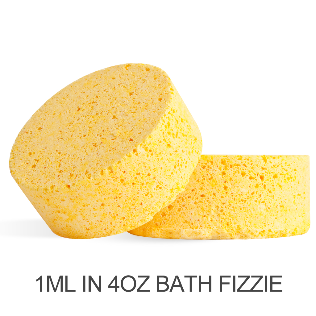Crafters Choice™ Bath Bomb Yellow Powder Color