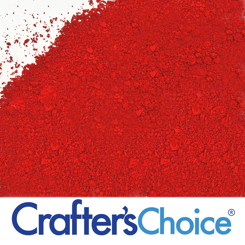 Crafters Choice™ Bath Bomb Red Powder Color - Wholesale Supplies Plus