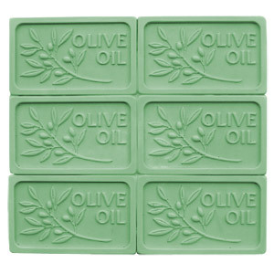 Milky Way™ Olive Oil Soap Mold Tray (MW 06) - Wholesale Supplies Plus