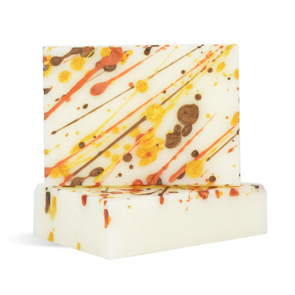 Artistic Perfect Pumpkin Soap Tray Mold Kit