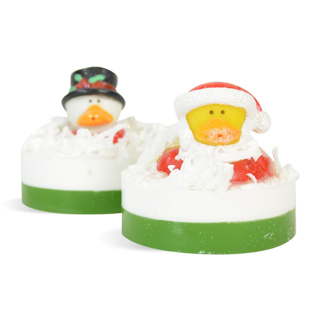 Holiday Ducks Soap Making Kit