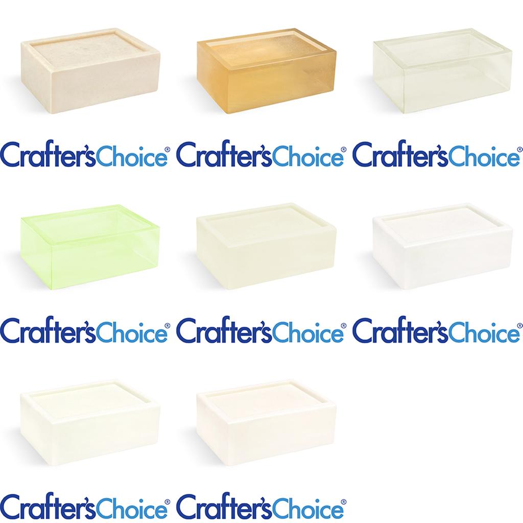 Crafters Choice™ Premium MP Soap Base Sample Kit